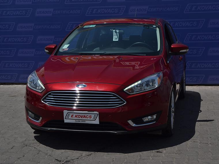 Autos Kovacs Ford Focus new titanium ac at 2015
