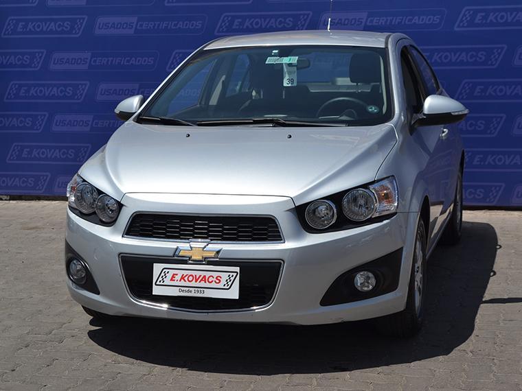 Autos Kovacs Chevrolet Sonic lt 1.6 2016