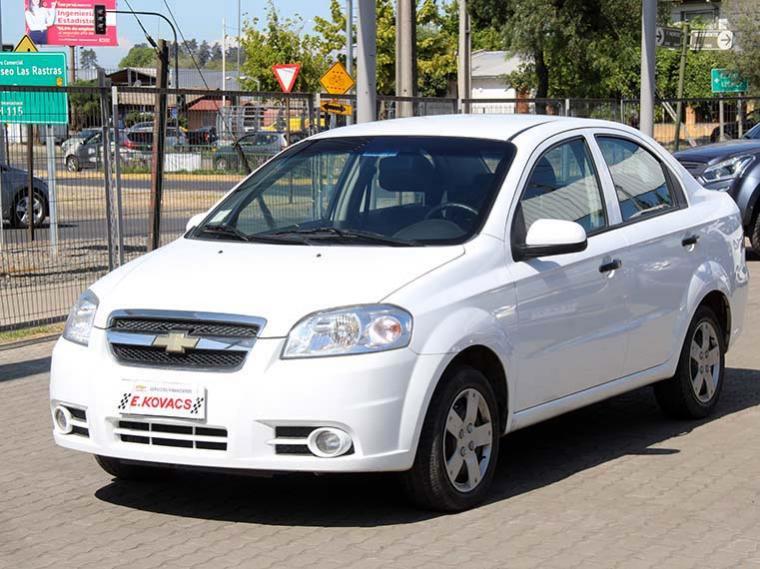 Autos Kovacs Chevrolet Aveo lt 1.4 2013