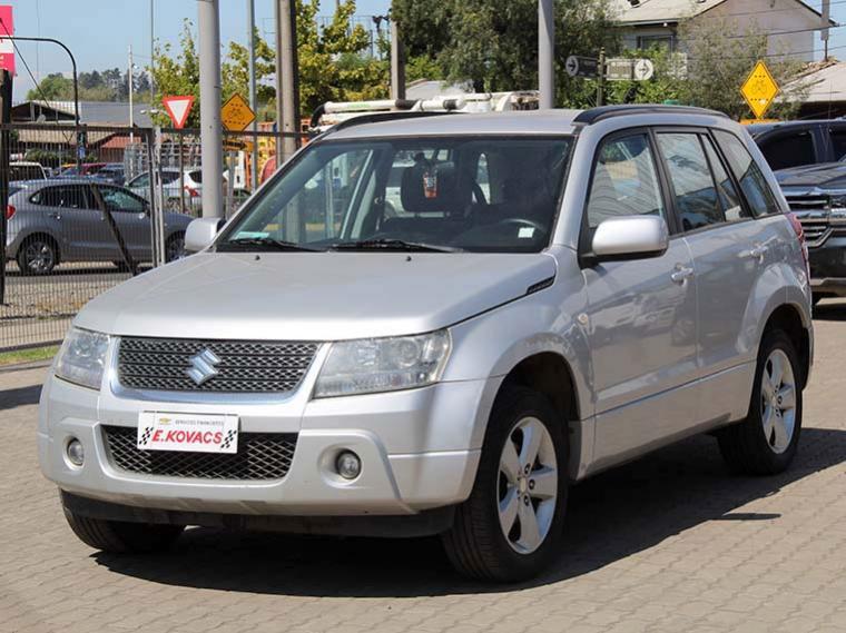 Camionetas Kovacs Suzuki Grand-nomade 2.4 2012