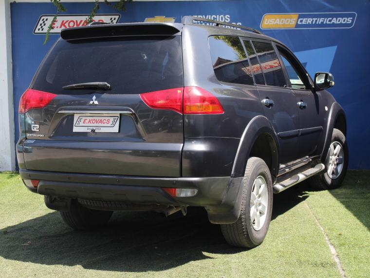 mitsubishi montero new sportaut 2.5 4x2 new mont
