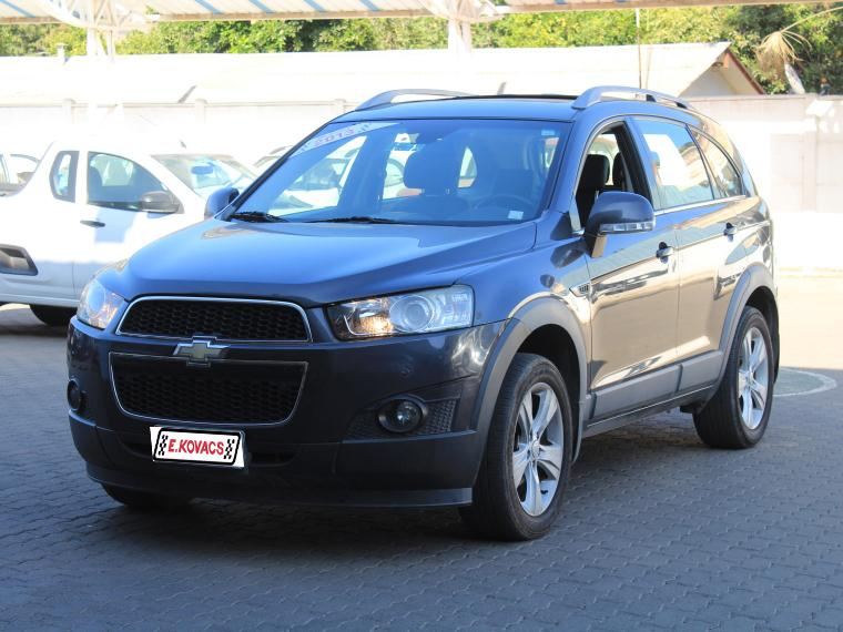 Camionetas Kovacs Chevrolet Captiva iii lt full awd 2.4 2013