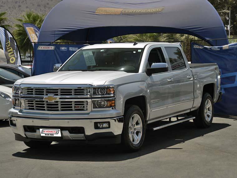 Camionetas Kovacs Chevrolet Silverado ltz iii4wd 5.3 2016