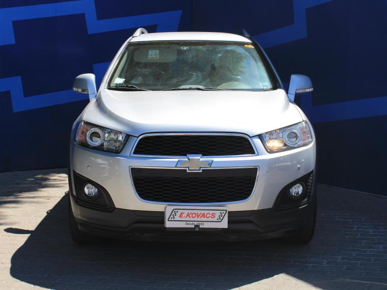 chevrolet captiva iv lt sa 2.4 at