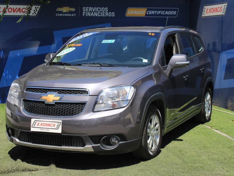 Camionetas Kovacs Chevrolet Orlando 2.0 diesel mt 2014