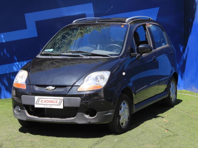 Autos Kovacs Chevrolet Spark 0.8l mt gasolina 2011
