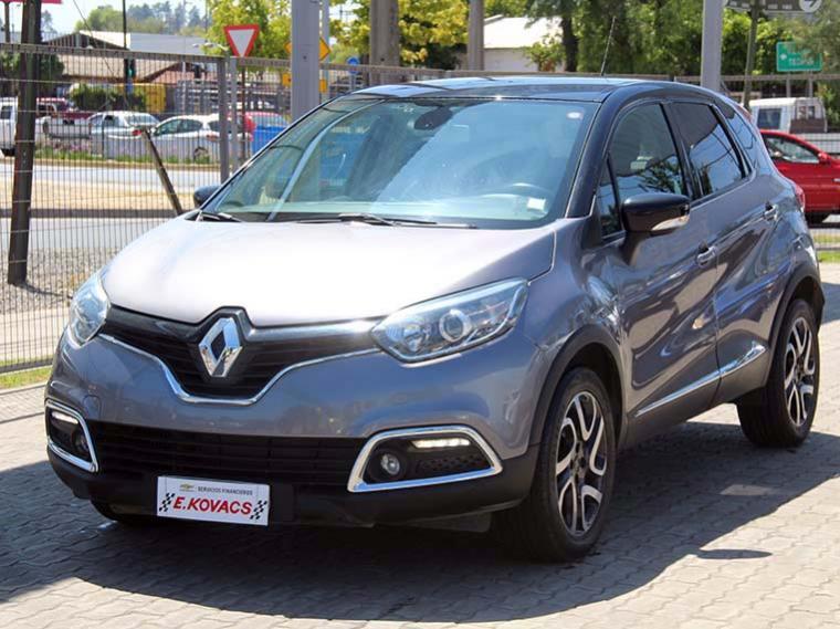 Autos Kovacs Renault Captur dynamique 1.5 2016