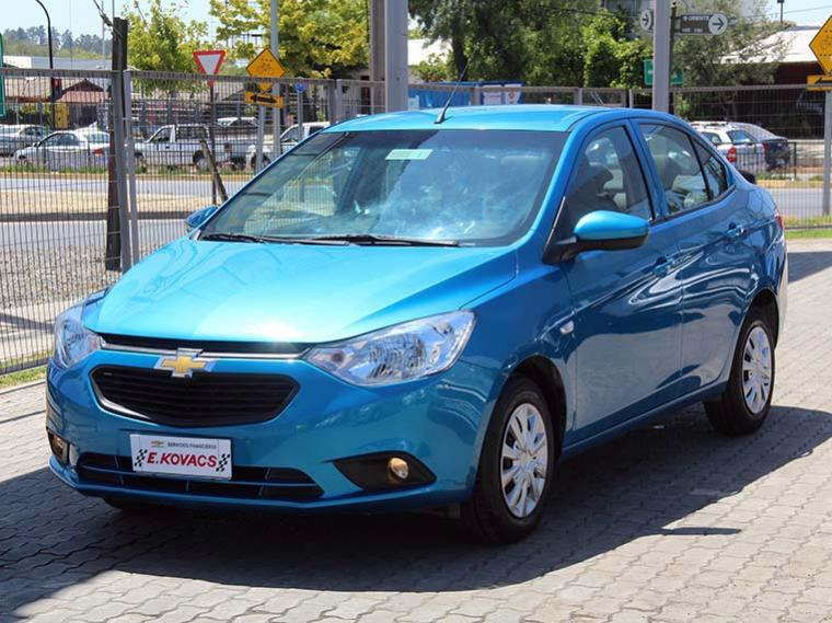 Autos Kovacs Chevrolet Sail lsn 1.5 2018