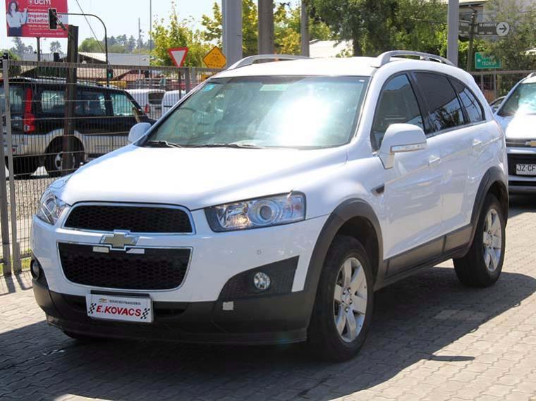 Camionetas Kovacs Chevrolet Captiva iii lt awd 2.4 2013