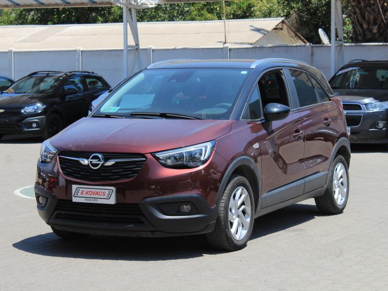 Camionetas Kovacs Opel Crossland x enjoy 1.2 2019