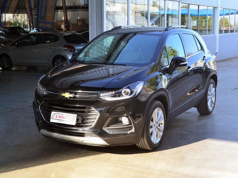 Camionetas Kovacs Chevrolet Tracker lt 1.8 mec ac 2017