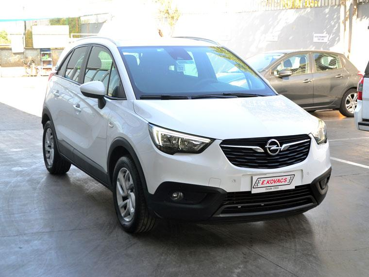 opel crossland x enjoy 1.2 at