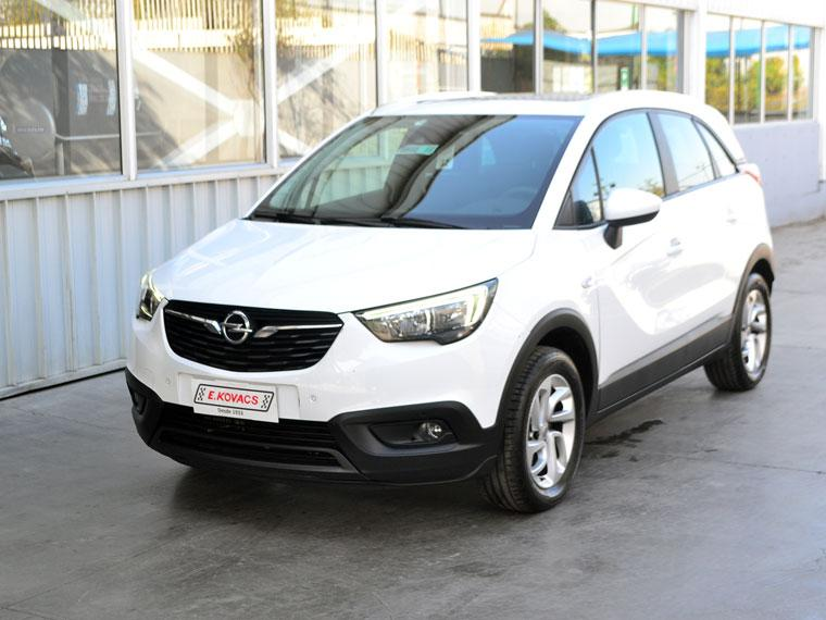 Camionetas Kovacs Opel Crossland x enjoy 1.2 at 2019