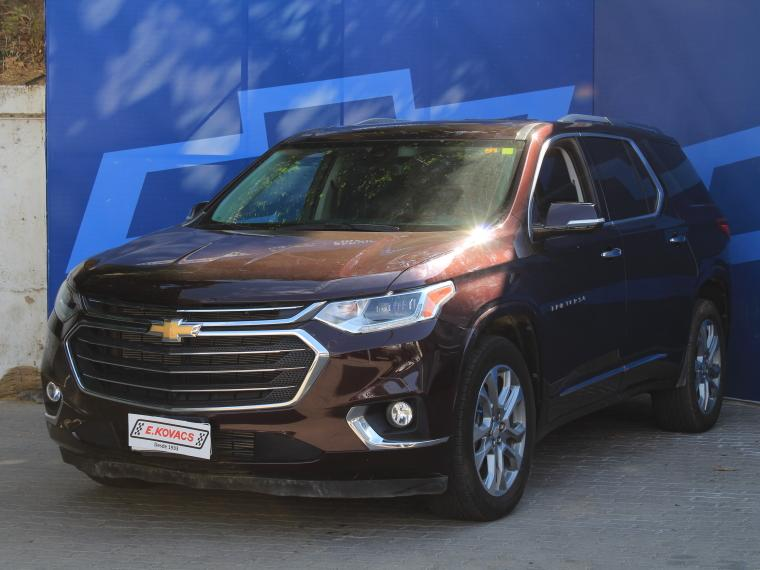 Camionetas Kovacs Chevrolet Traverse premier  awd 3.6 2018