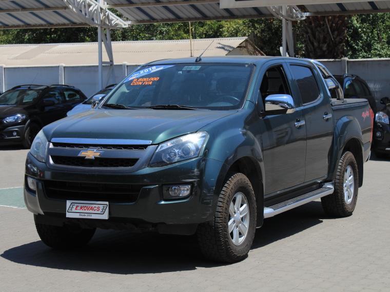 Camionetas Kovacs Chevrolet D-max ii 4wd 2.5 2015