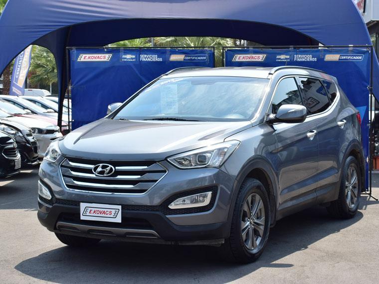 Camionetas Kovacs Hyundai Santa-fe dm 2.4 gls 2013