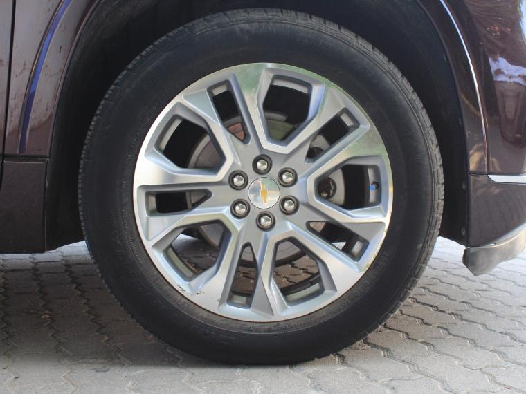 chevrolet traverse premier  awd 3.6