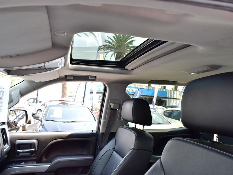 chevrolet silverado aut 5.3 4x4 ltz