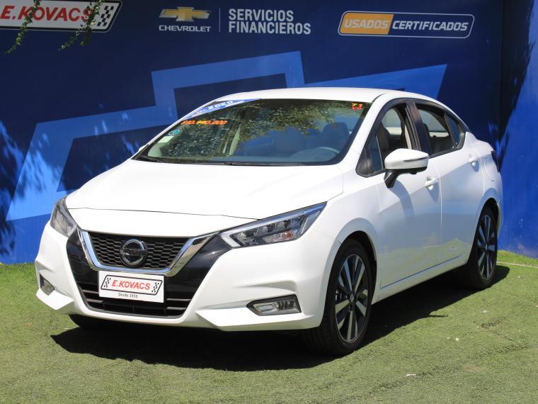 Autos Kovacs Nissan Versa cvt 1.6 aut 2020