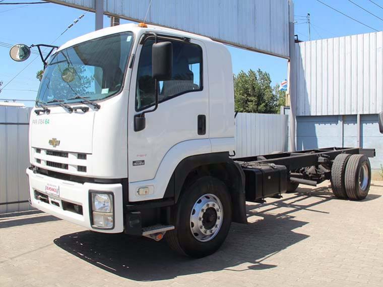 Camiones Kovacs Chevrolet Fvr-1724 e4 2015