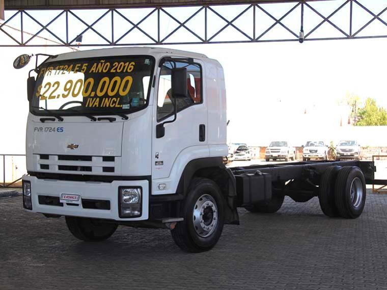 Camiones Kovacs Chevrolet Fvr-1724 e5 2016