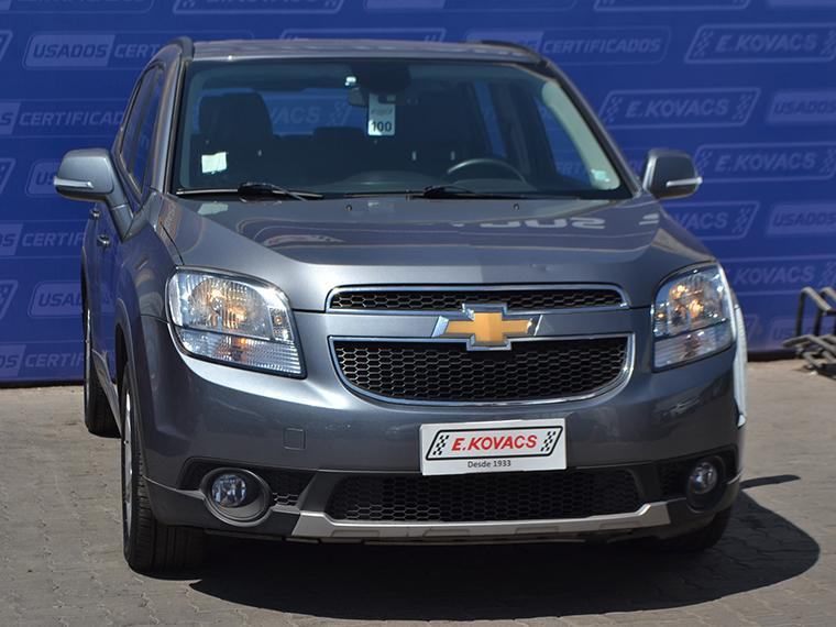 chevrolet orlando lt 2.4 at ac