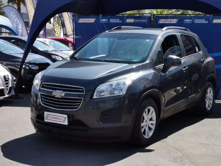Camionetas Kovacs Chevrolet Tracker 1.8 fwd lt mt 2016