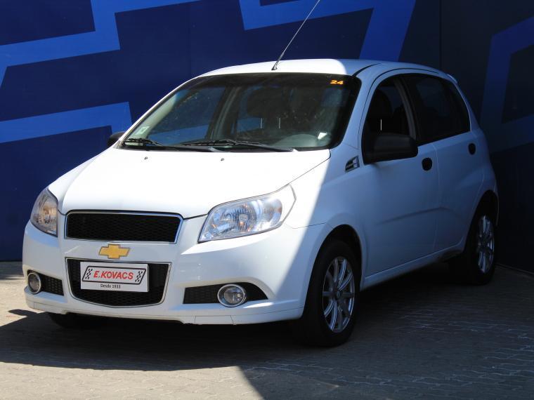 Autos Kovacs Chevrolet Aveo iii ls hb 1.4 2013