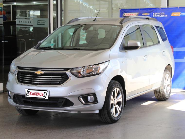 Furgones Kovacs Chevrolet Spin ltz 1.8 2019