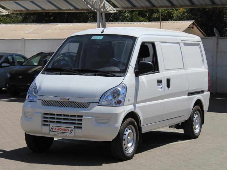Furgones Kovacs Chevrolet N300 max van 2019