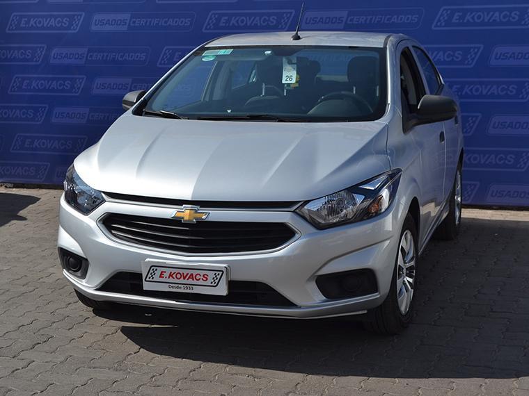 Furgones Kovacs Chevrolet Prisma 1.4 lt mt ac 2018