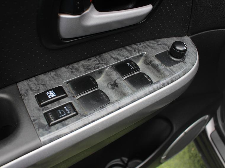 suzuki grand-nomade aut 2.4 4x4 limited