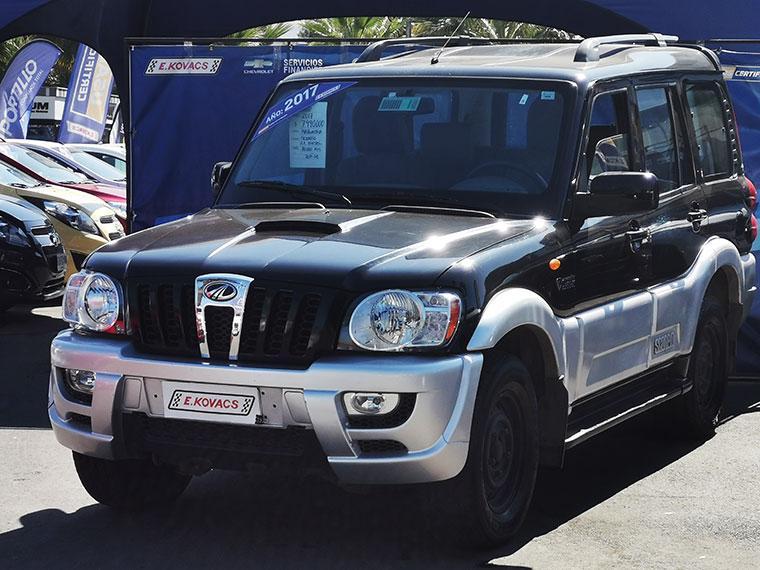Camionetas Kovacs Mahindra Scorpio 2.22.22.22.2mec 2.2 4x2 suv 4x2 2017