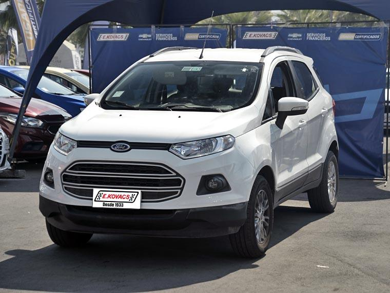 Autos Kovacs Ford Ecosport 1.6 mt 2016