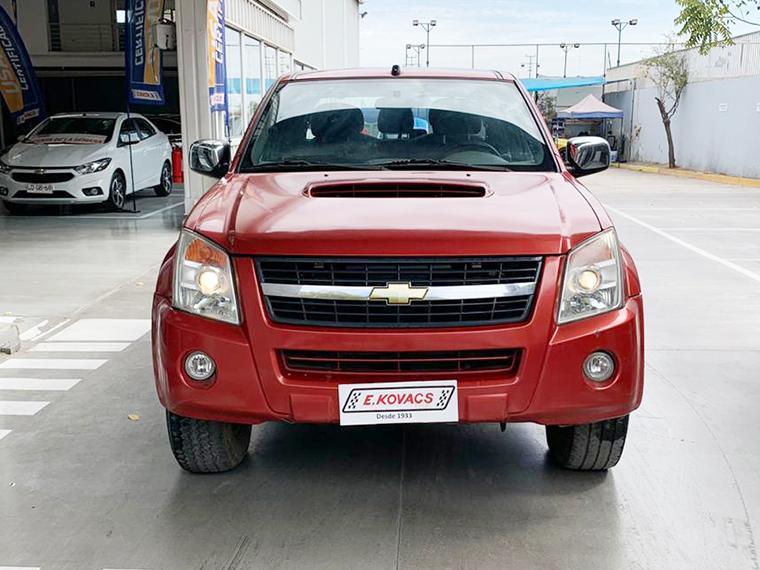 Camionetas Kovacs Chevrolet D-max e4 dcab 4wd 2.5 2014