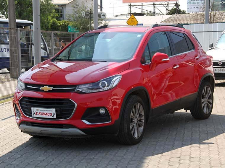 Camionetas Kovacs Chevrolet Tracker awd 1.8 aut 2019