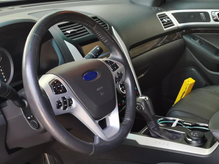 ford explorer aut 3.5 4x4 new expl