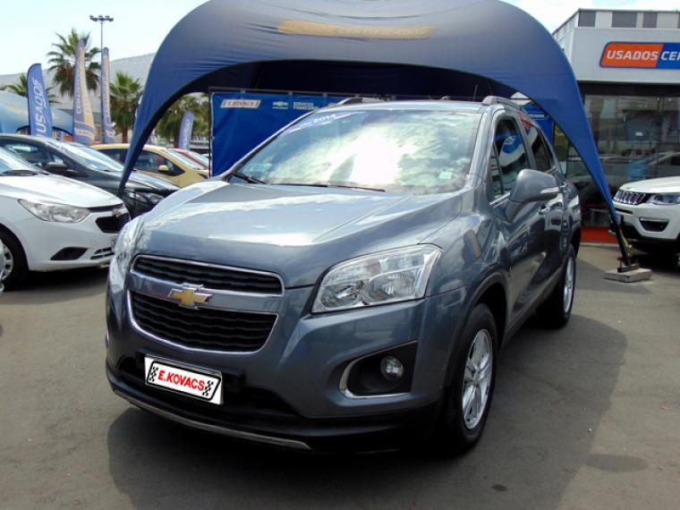 Camionetas Kovacs Chevrolet Tracker 1.8 awd lt at 2014
