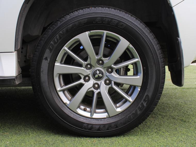 mitsubishi montero-sport 2.4 aut