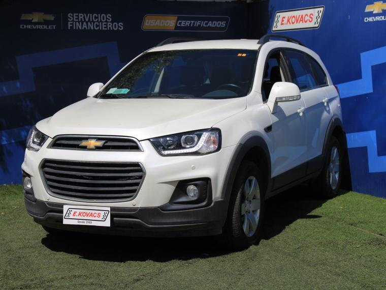 Camionetas Kovacs Chevrolet Captiva vi 2.4 fwd 6at 2016