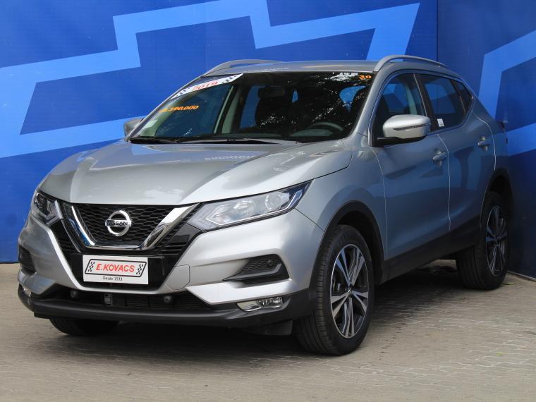 Camionetas Kovacs Nissan Qashqai advance 2.0 2019