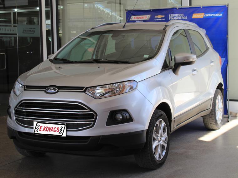 Autos Kovacs Ford Ecosport titanium 1.6 2016