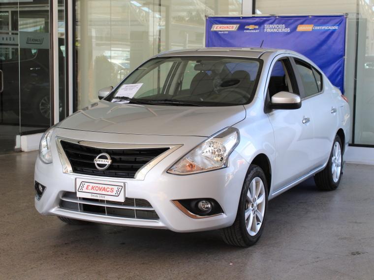 Autos Kovacs Nissan Versa sedan 1.6 2020