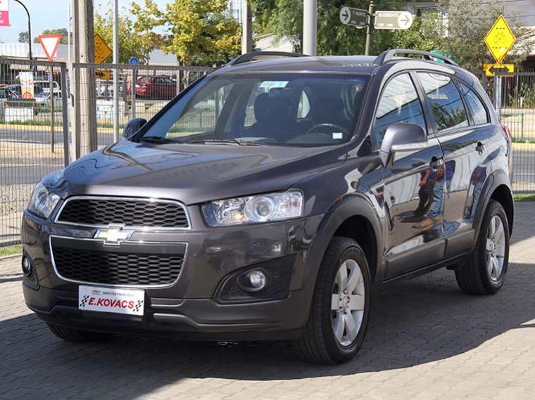 Camionetas Kovacs Chevrolet Captiva ls 2.4 2014