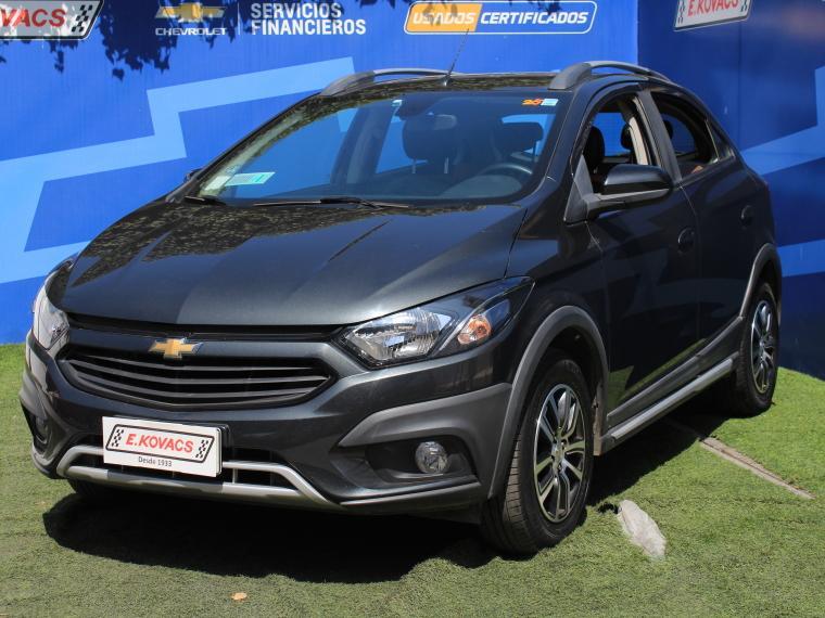 Furgones Kovacs Chevrolet Onix actve 1.4 mt 2018
