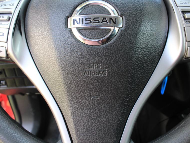 nissan x-trail aut 2.5 4x4 sense 2.