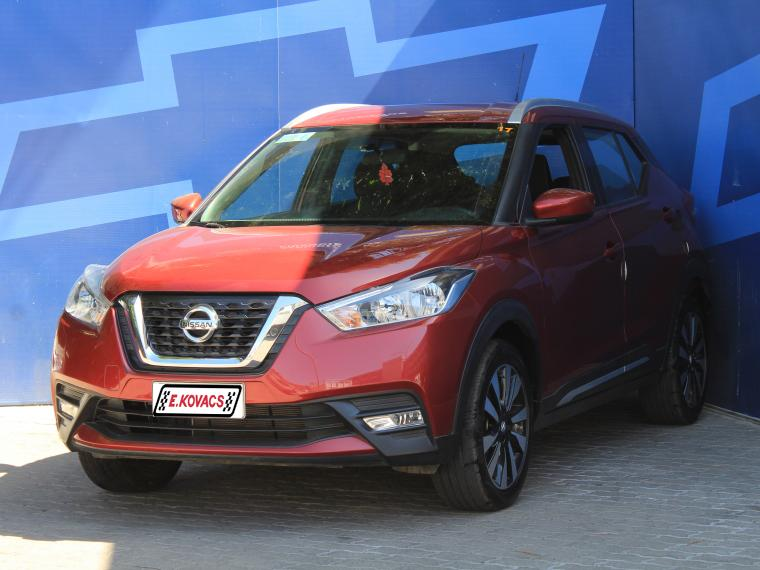 Camiones Kovacs Nissan Kicks advance 1.6 mt 2018