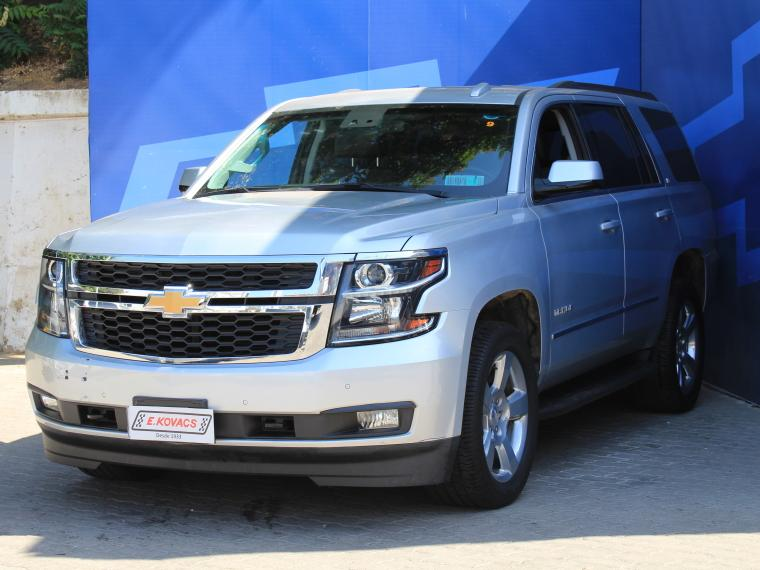 Autos Kovacs Chevrolet Tahoe lt su 4wd 5.3 2018