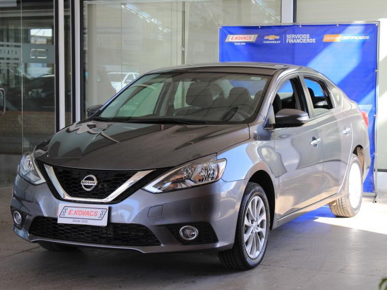 Autos Kovacs Nissan Sentra advance 2019