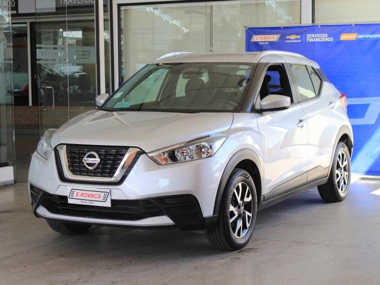 Camiones Kovacs Nissan Kicks sense 1.6 2019